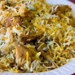Pan Indian Chicken Biryani