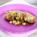 Corn, Zucchini and Tomato Pie