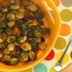 Crispy Sweet Brussels Sprouts
