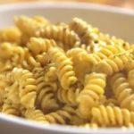 3-Ingredient Creamy Pumpkin Pasta