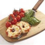 Cheese and Pepper Pizza Melt